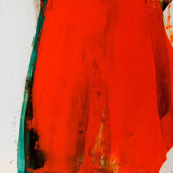 Painting 2009 (1) 100x100cm Damien DIAZ-DIAZ