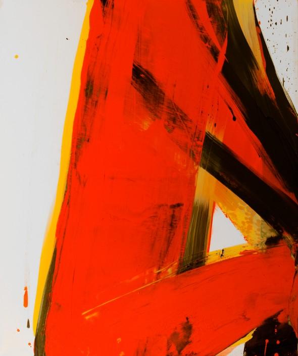 Painting 2009 (2) 100x120cm Damien DIAZ-DIAZ