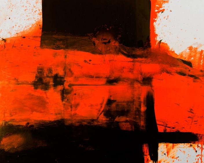Painting 2009 (3) 170x130cm Damien DIAZ-DIAZ