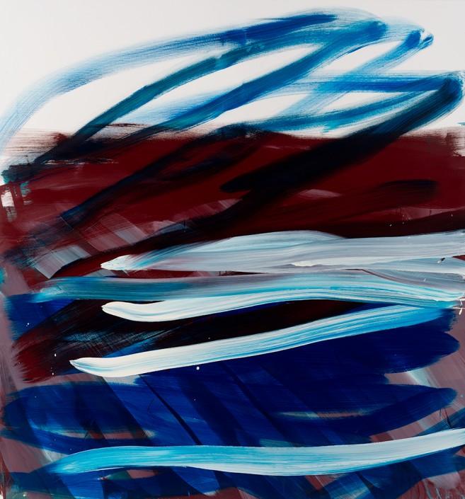 Painting 2014 (2) 140x150cm Damien DIAZ-DIAZ