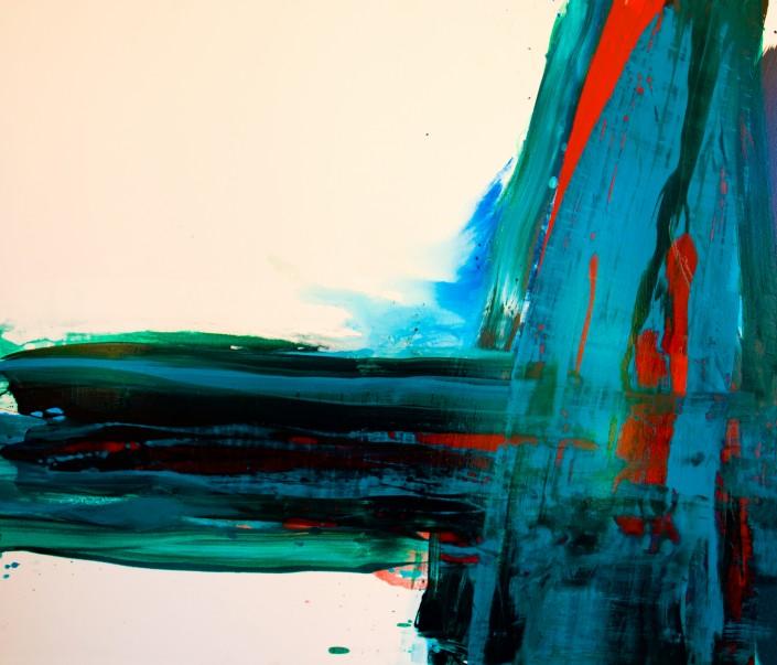 Painting 2011 (1) 140x120cm Damien DIAZ-DIAZ