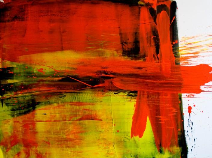 Painting 2011 (3) 160x120cm Damien DIAZ-DIAZ