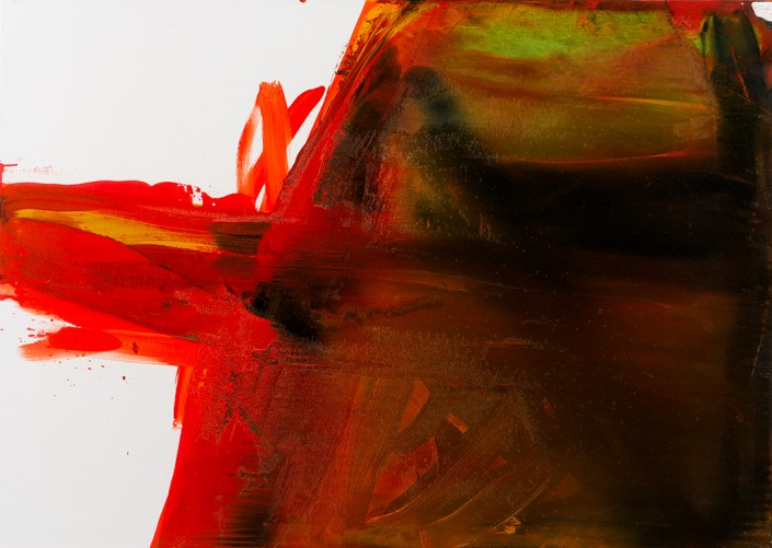 Painting 2012 (1) 140x100cm Damien DIAZ-DIAZ