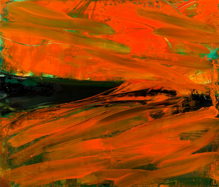 Painting 2012 (3) 140x120cm Damien DIAZ-DIAZ