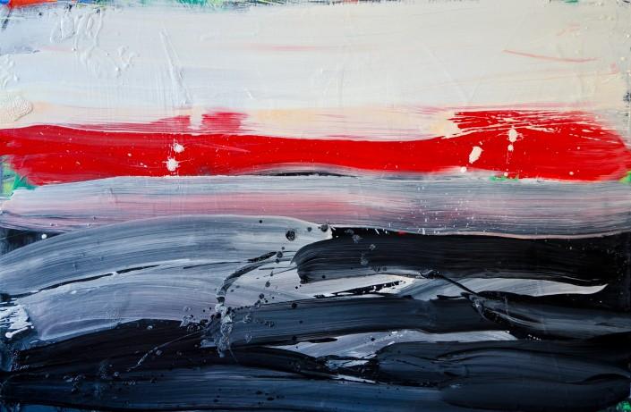 Painting 2013 (1) 140x100cm Damien DIAZ-DIAZ -(SOLD)-