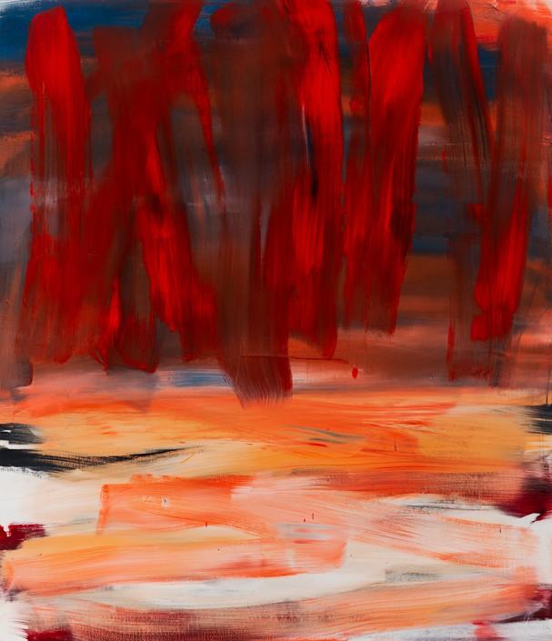 Painting 2013 (2) 130x150cm Damien DIAZ-DIAZ