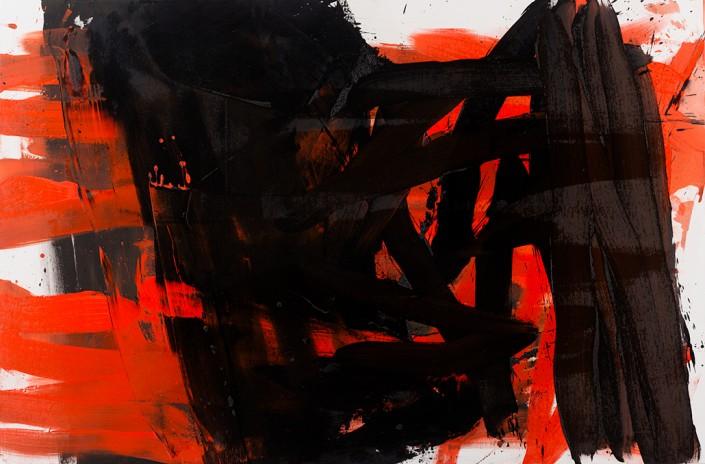 Painting 2014 (1) 180x120cm Damien DIAZ-DIAZ