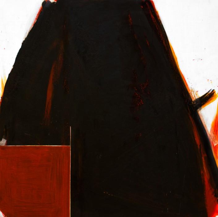 Painting OLD 2003 (2) 110x100cm Damien DIAZ-DIAZ