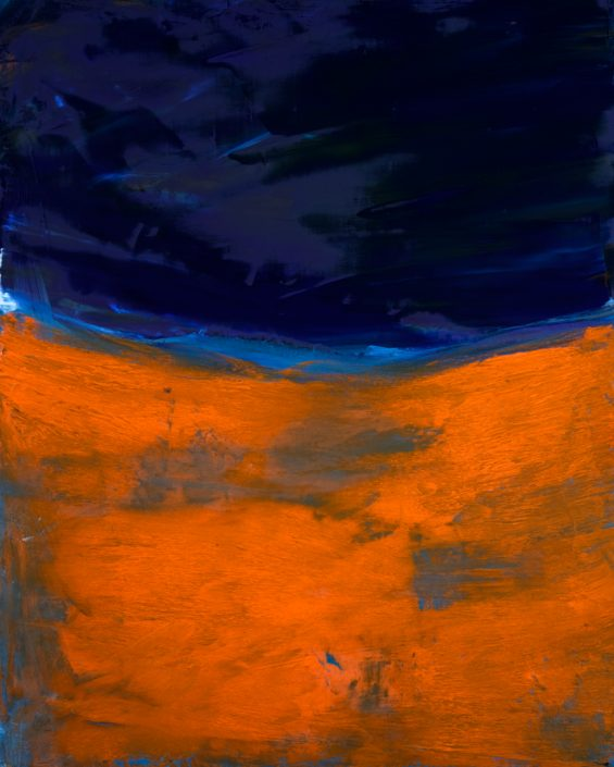 Astrum 2017 (01) 65x81cm Damien DIAZ-DIAZ